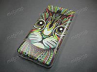 Силиконовый TPU чехол Doogee BL5000 (Totem Cat)