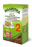 Сухая молочная смесь Малютка Premium с гречневой мукой, 350 г
