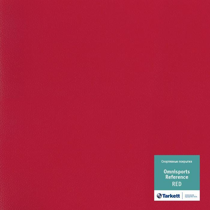 Спортивный линолеум Tarkett Omnisport V65 RED