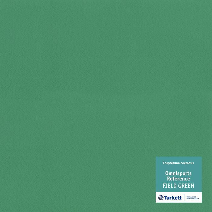 Линолеум спортивный Tarkett Omnisport V65 FIELD GREEN