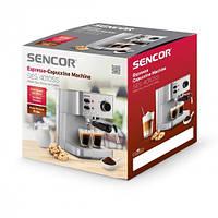 Кофеварка Sencor (SES 4010SS) Espresso /15bar/