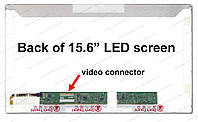 """15.6"""" WXGA HD 1366х768, BOE NT156WHM-N50, TFT, LED, 40-pin (левый разьем), глянцевая"""