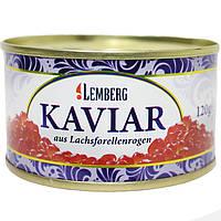 Икра форели красная Lemberg Kaviar 120г