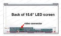 "15.6"" WXGA HD 1366х768, ChiMei Optoelectronics N156B6-L0B, TFT, LED, 40-pin (левый разьем), глянцевая"