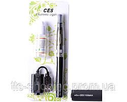 Электронная сигарета CE5 1100мАч Black EC-005-1