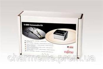 Двойной комплект ресурcных материалов для сканера Fujitsu fi-6800
