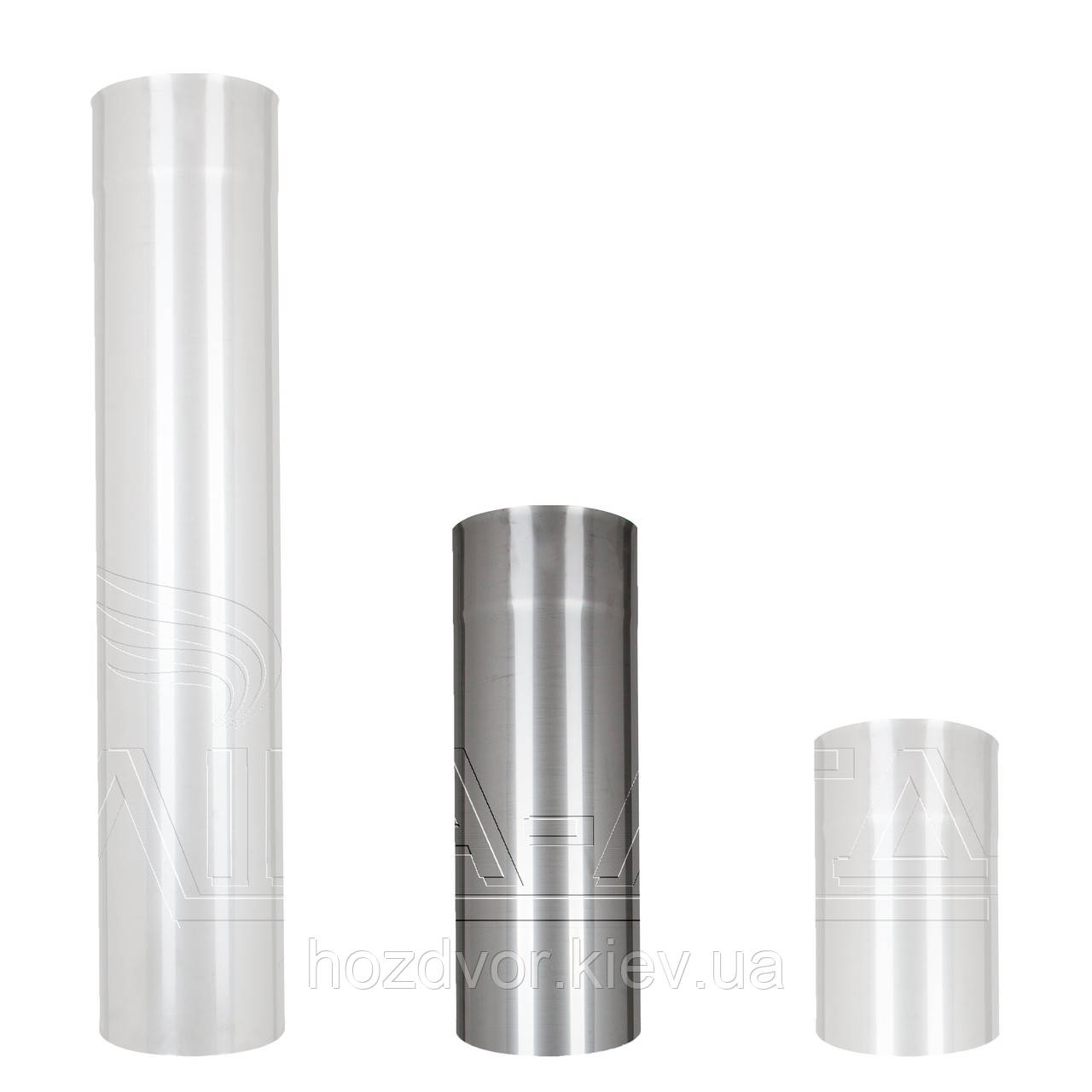 Труба для дымохода ф160  500 мм.