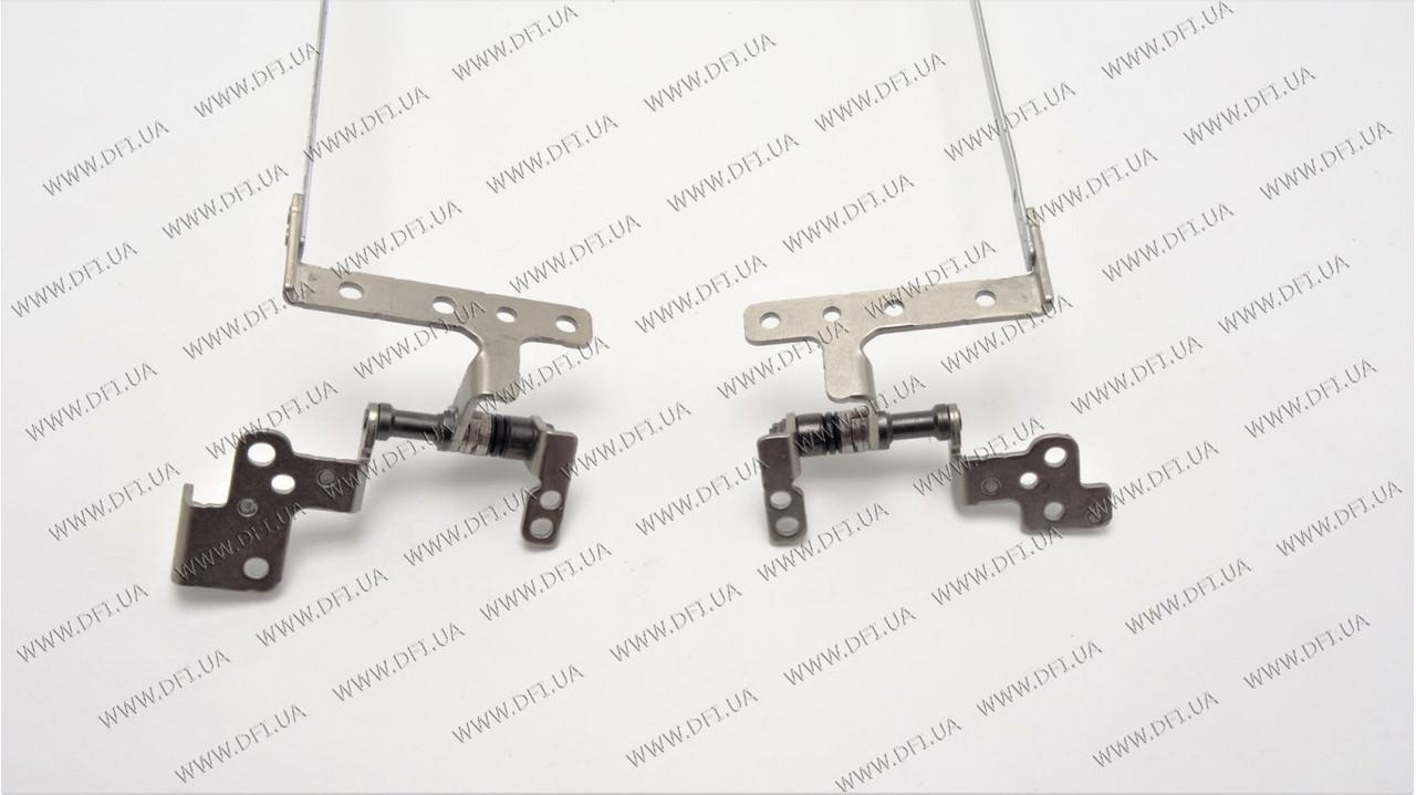 Петли для ноутбуков LENOVO IdeaPad Y500, Y500N series (DC330016Q0 + DC330016Q1) (левая+правая)