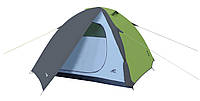 Палатка туристическая Hannah Tycoon 4 spring green-cloudy gray
