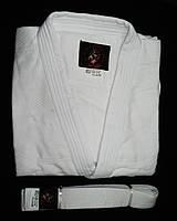 Кимоно дзюдо ТМ Wolf (белое)