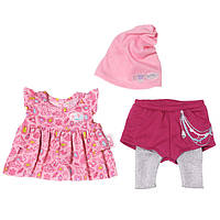 Одежда для куклы 43 см Baby Born Zapf Creation 822180