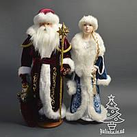 Парочка Дед Мороз и Снегурочка 0454/0457