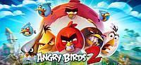 Магнит на холодильник виниловый Angry Birds.Детский магнитик на холодильник