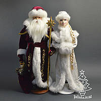 Парочка Дед Мороз и Снегурочка 0454/0551
