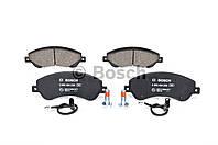 Тормозные колодки дисковые (Производство Bosch) 0986494236