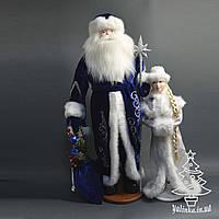 Парочка Дед Мороз и Снегурочка 0560/0551