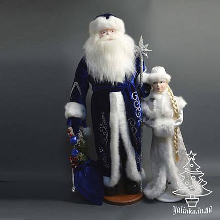 Парочка Дід Мороз і Снігуронька 0560/0551, фото 2