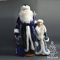 Парочка Дед Мороз и Снегурочка 0560/0457