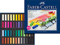 Мягкие мелки Studio Quality мини 48 цветов 128248  Faber-Castell