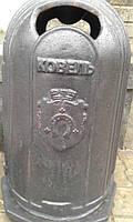 Чугунные урны с логотипом в городе КОВЕЛЬ