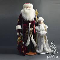 Парочка Дед Мороз и Снегурочка 0553/0551