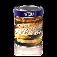 Глубокоматовая латексная краска для стен и потолков Nature Supermat. 1л