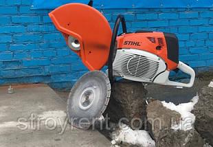 Бензорез STIHL TS 800- аренда, прокат, фото 2