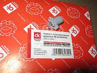 Лампа с пластмассовым цоколем B8,3d BAX10s 24V 1,2W   (арт. DK-24V1.2W_B8,3d BAX)