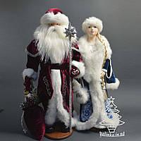 Парочка Дед Мороз и Снегурочка 0563/0453