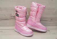 Зимние сапожки ТОМ.М. для девочек, рр 33, фото 1