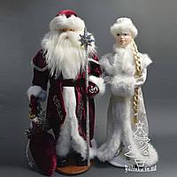 Парочка Дед Мороз и Снегурочка 0563/0551