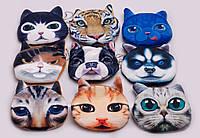 """Кошелек детский """"Животные: коты-собаки"""", 11х15 см, в ассортименте"""