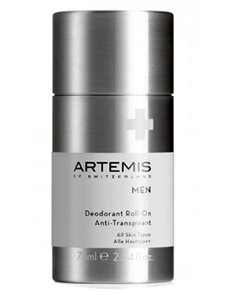 Шариковый дезодорант для мужчин Артемис Мен, Швейцария, 75 мл