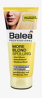 Balea Professional More Blond Spülung - Кондиционер для осветления светлых волос 200 мл