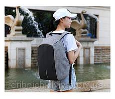 Рюкзак с USB зарядкой