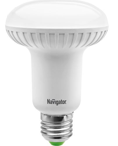 Лампа светодиодная NLL R63 8W 2700K 230В Е27 NAVIGATOR