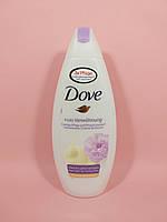 Dove - Крем-гель для душа - Сливочная ваниль и пион 250мл