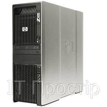 Робоча станція HP Z600/ Intel Xeon E5620 (4ядра8потоків) /Video Nvidia quadro 2000/ Ram 8Gb DDR3 /HDD 250Gb