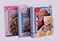 Блокнот дитячий на коробці на замочку, 54 листа, А6, в асортименті, фото 1