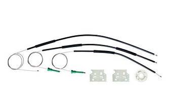 Ремкомплект механизма стеклоподъемника передней правой двери Citroen C4 Picasso 2008-...