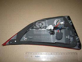 Фонарь задний правый (крышки багажника) ELANTRA (производство Mobis) (арт. 924043X050), AHHZX