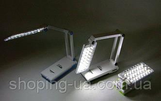 Настольная аккумуляторная лампа-трансформер Tiross TS-53, фото 2