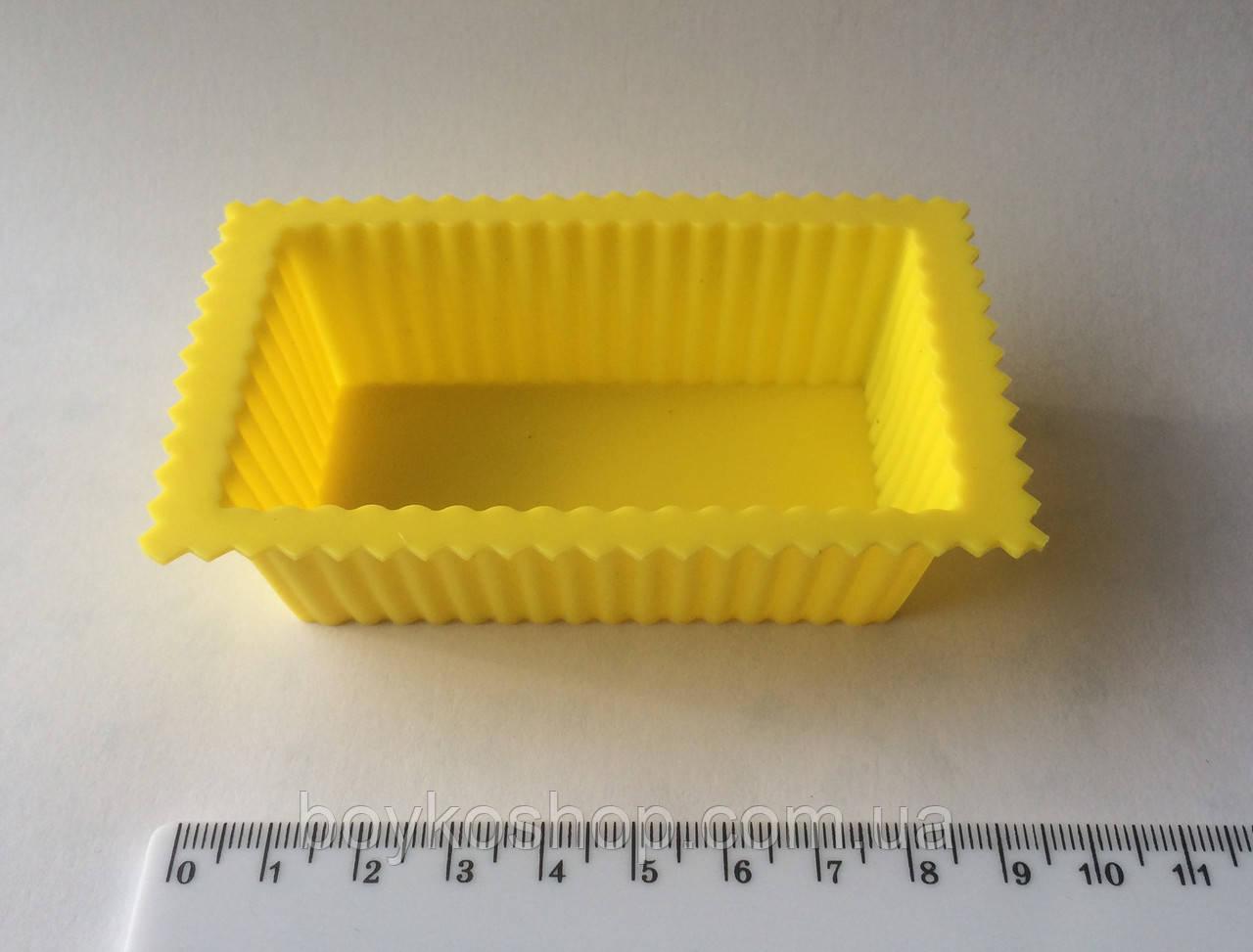 Силиконовая форма плитка
