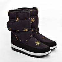 Новинки зимней обуви