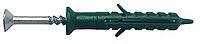 Дюбель с ударным шурупом, 6х40, гриб (упаковка 100 шт.)