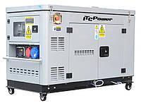 Дизельный генератор 10 квт DG12000XSEm