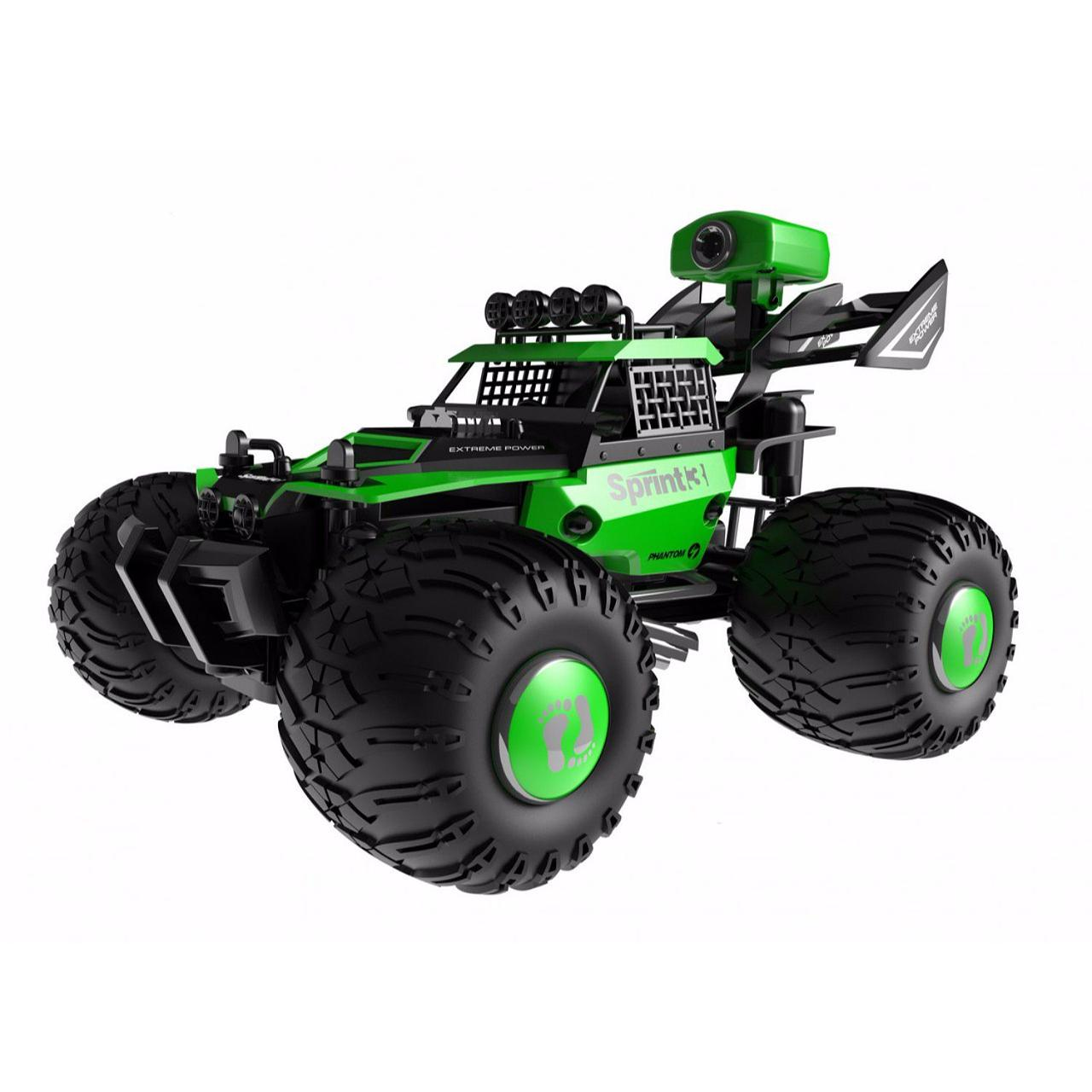 Crazon 1:28 Scale Monster Truck 172801 с FPV камерой
