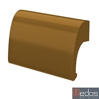 Ручка-ракушка Medos DE LUXE бронза (Польша)