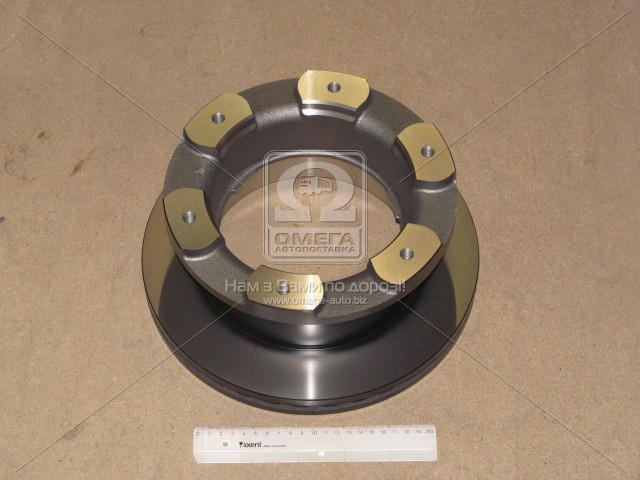 Диск тормозной (производство TRW) (арт. DF4993S), AGHZX