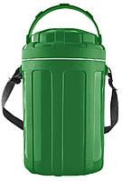 Изотермический контейнер  4,8 л, Mega, зеленый